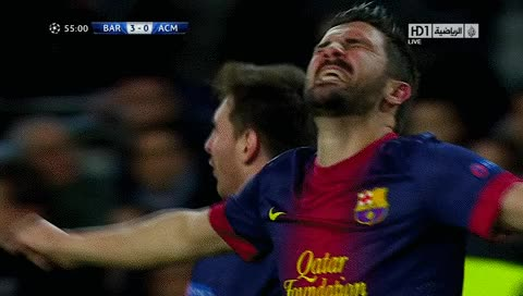 Watch and share Champions League Lionel Messi Gif GIFs on Gfycat