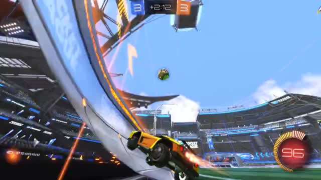 Watch Goal 7: Simulate GIF by gifyourgame on Gfycat. Discover more Gif Your Game, GifYourGame, Goal, Rocket League, RocketLeague, Simulate GIFs on Gfycat