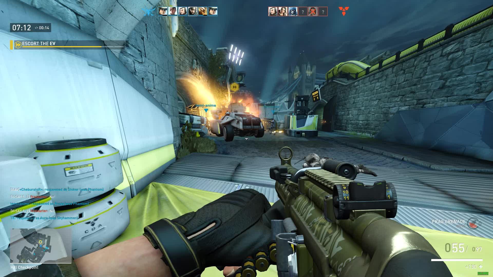 dirtybomb, dirtybomb shadowplay highlight nade1 GIFs