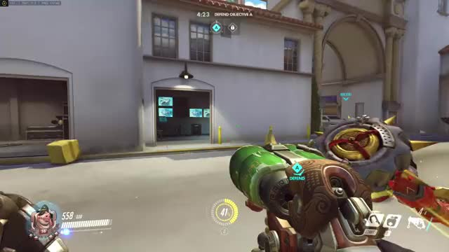 Watch Double hook on Reaper GIF by @vergillehell on Gfycat. Discover more Overwatch, hook 2.0, overwatch GIFs on Gfycat