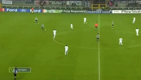 Watch and share Alessandro Del Piero. Juventus - Real Madrid. 21.10.2008 GIFs by fatalali on Gfycat