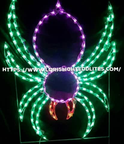 Watch and share Outside Christmas Decorations GIFs by Lori's Lighted D'Lites on Gfycat