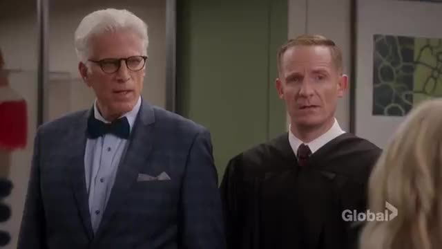 Watch The Good Place - Michael's laugh GIF by Unsurprised (@unsurprised) on Gfycat. Discover more Michael, The Good Place, evil, evil laugh, evil laughter, laugh, laughter, ted danson GIFs on Gfycat