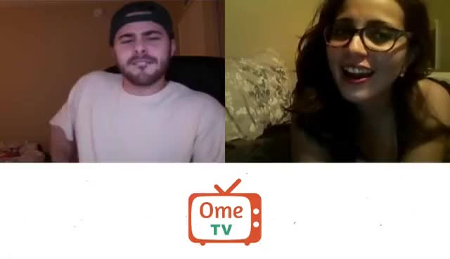 Watch and share Dirty Jokes On Omegle / Chatroulette GIFs on Gfycat