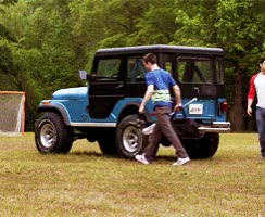Watch and share Teen Wolf Meme - four Otps [¼]stiles X His Jeep GIFs on Gfycat