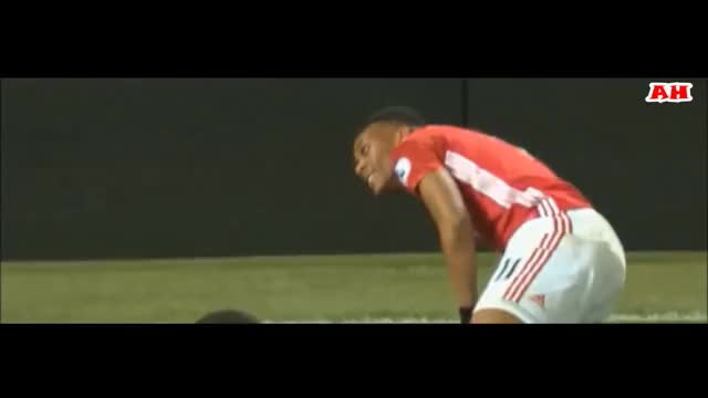 Watch Anthony Martial vs Liverpool (Home) 2016/17 I English Commentary GIF on Gfycat. Discover more related GIFs on Gfycat