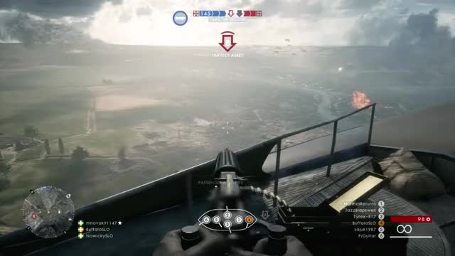 Watch and share Battlefield GIFs and Skywaller GIFs by buffaloslo on Gfycat