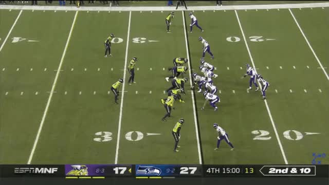 Watch and share Minnesota Vikings GIFs and Seattle Seahawks GIFs by Eric Thompson on Gfycat