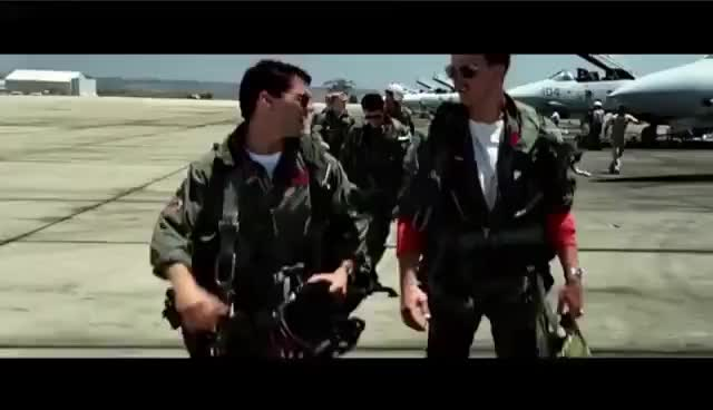Watch and share Top Gun High Five GIFs on Gfycat