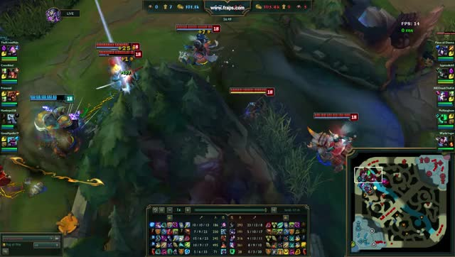 Watch and share Akali Backdoor GIFs on Gfycat