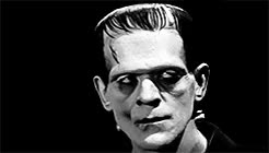 Watch and share Science Fiction GIFs and Boris Karloff GIFs on Gfycat