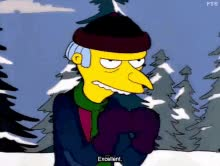 Watch and share Mr Burns GIFs on Gfycat