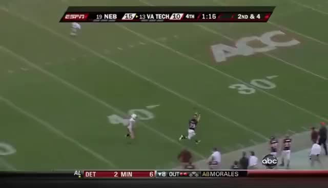 Watch dannycoalenebraska GIF on Gfycat. Discover more hokies GIFs on Gfycat