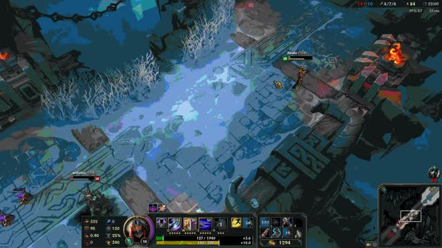 Watch and share League Of Legends GIFs and Lissandra GIFs on Gfycat