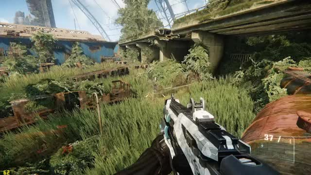 Watch Crysis 3 120FPS TEST 6 GIF by @amitkilo on Gfycat. Discover more related GIFs on Gfycat