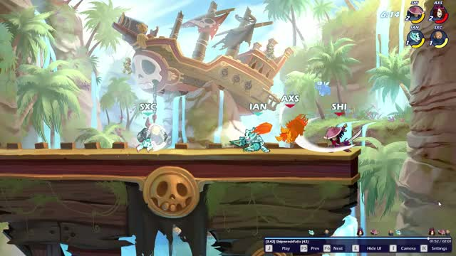 Watch and share Brawlhalla GIFs by AirPls on Gfycat