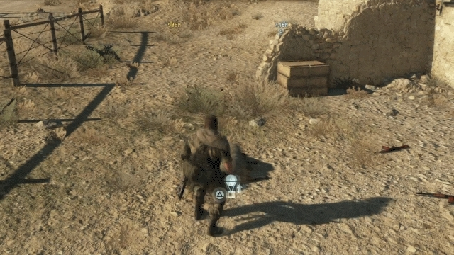 awwducational, Metal Gear Solid V: The Fulton Pain GIFs