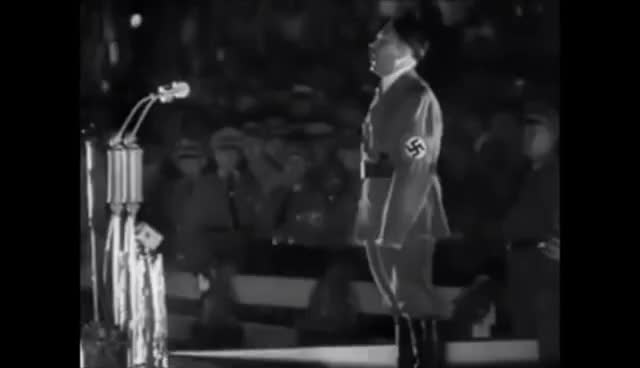 Watch Adolf Hitler - Sieg Heil GIF on Gfycat. Discover more related GIFs on Gfycat
