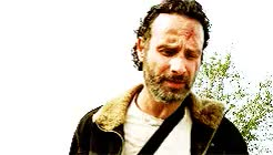 Watch and share Rosita Espinosa GIFs and Andrew Lincoln GIFs on Gfycat