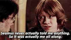 Watch and share Rupert Grint GIFs and Harry Potter GIFs on Gfycat