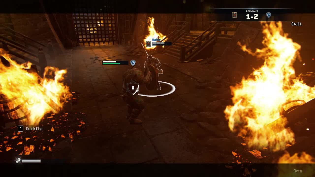 For Honor, ForHonor, Orochi, Warlord, fire, unlucky, Unlucky Orochi GIFs