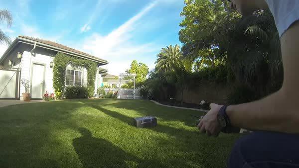 radiocontrol, Outdoor flight GIFs
