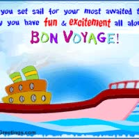 Watch and share Bon Voyage GIFs on Gfycat