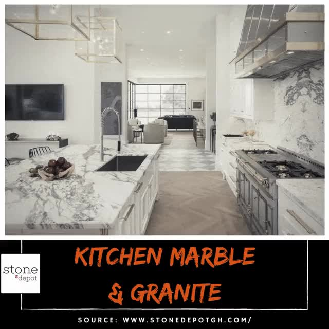 Watch and share Granite Countertops GIFs and Marble Tiles GIFs by Stone Depot on Gfycat