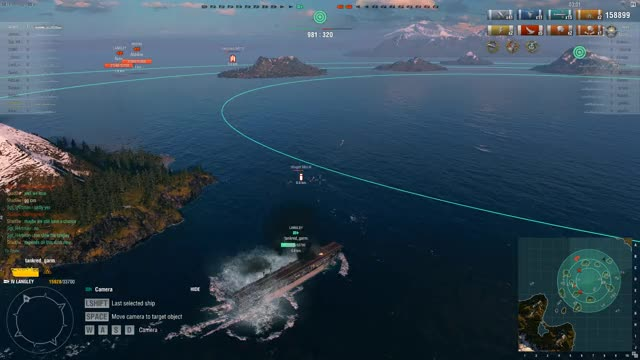 Watch and share World Of Warships GIFs on Gfycat