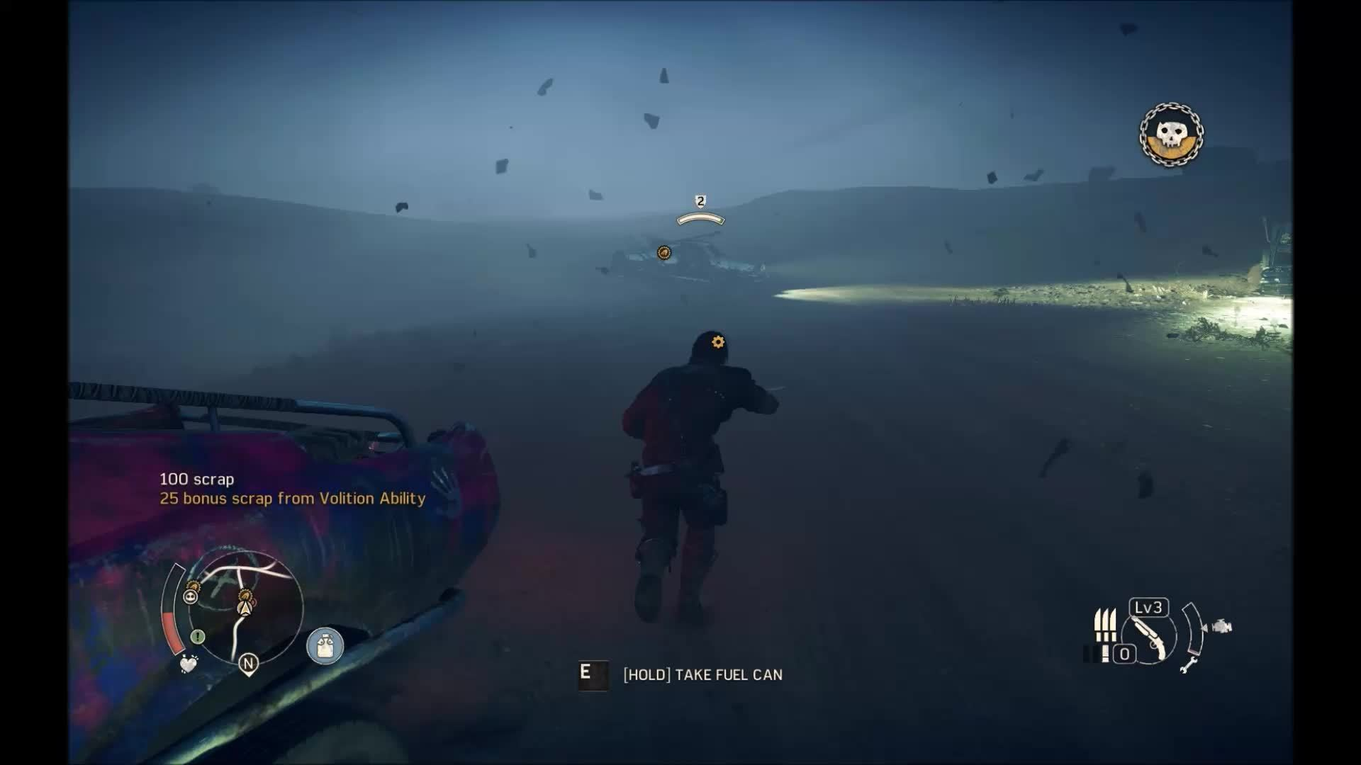 MadMaxGame, madmaxgame, When there's a storm but you need scrap (reddit) GIFs