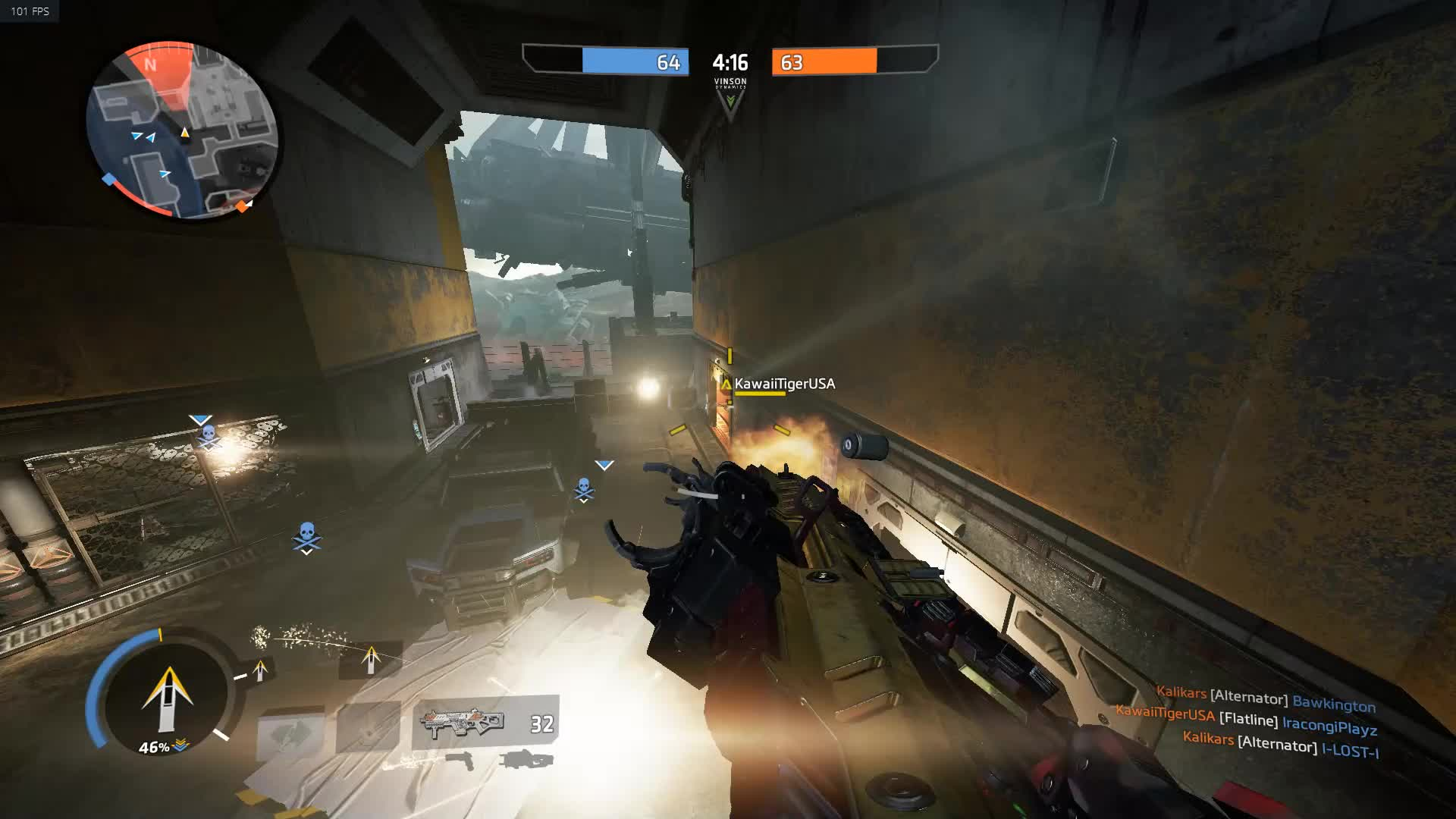 titanfall2, First Mega in a While GIFs