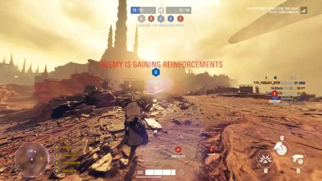 Watch Star Wars Battlefront II (2017) 2019.04.15 - 22.36.37.15.DVR GIF on Gfycat. Discover more starwarsbattlefront GIFs on Gfycat