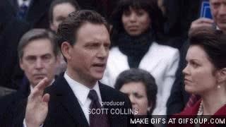 Fitzgerald Grant III's Inauguration