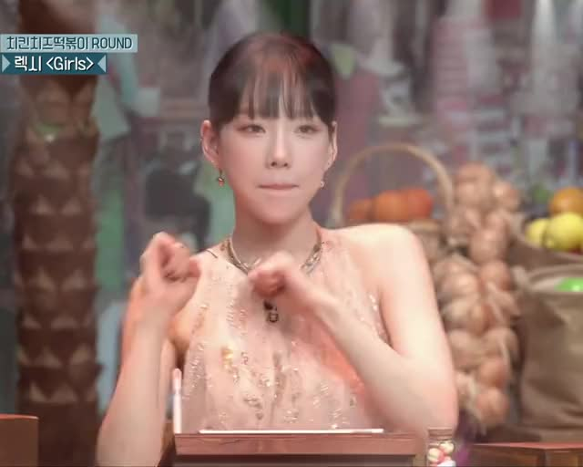 Watch and share 210306.tvN.놀라운 토요일 - 도레미마켓.E150.1080P.HEVC.AAC-EXTRA - Taeyeon GIFs by zzz on Gfycat