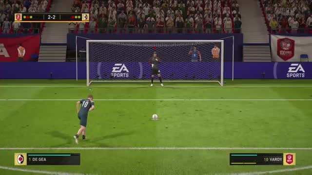 Watch this GIF by Xbox DVR (@xboxdvr) on Gfycat. Discover more Das Blunder, FIFA18, xbox, xbox dvr, xbox one GIFs on Gfycat