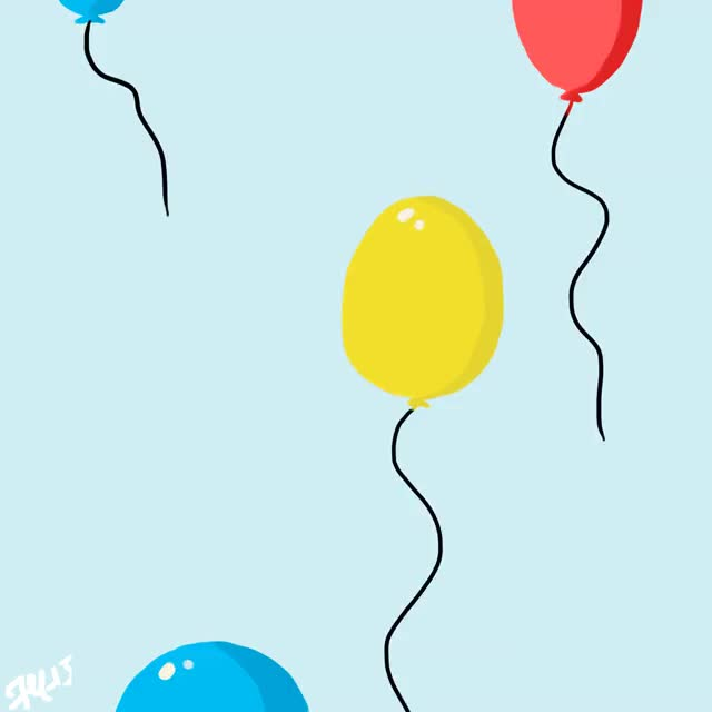 Watch and share Balloons GIFs and Balloon GIFs on Gfycat