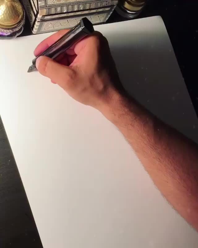 Watch and share Calligraphy GIFs by amazingscallion on Gfycat
