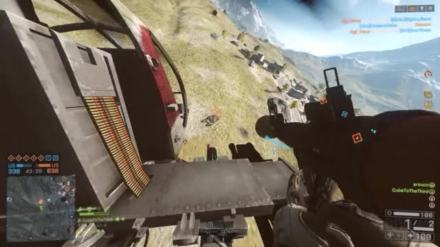 """Watch """"Dangerous"""" GIF by WhackTheSquirbos (@whackthesquirbos) on Gfycat. Discover more 60fps, 60fpsGamingGifs, battlefield_4 GIFs on Gfycat"""