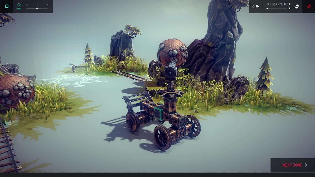 Besiege: Cannons GIFs