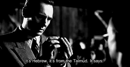 Watch and share Schindlers List Quotes GIFs on Gfycat