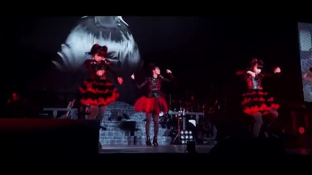 Watch BABYMETAL - ギミチョコ!!- Gimme chocolate!! (OFFICIAL) GIF by @timeshero on Gfycat. Discover more babymetal, mcgodsyn, ベビーメタル GIFs on Gfycat