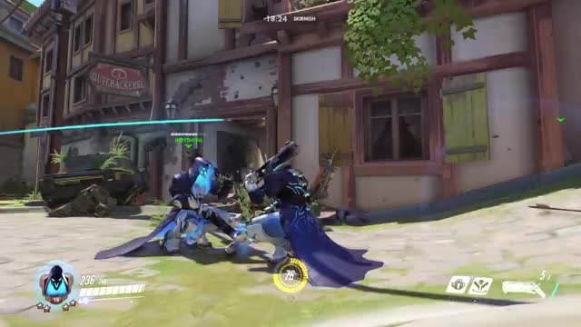Watch Overwatch: in sync GIF by jckzo1 on Gfycat. Discover more Overwatch, ps4share, sony interactive entertainment GIFs on Gfycat