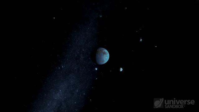 Universe Sandbox Video GIFs