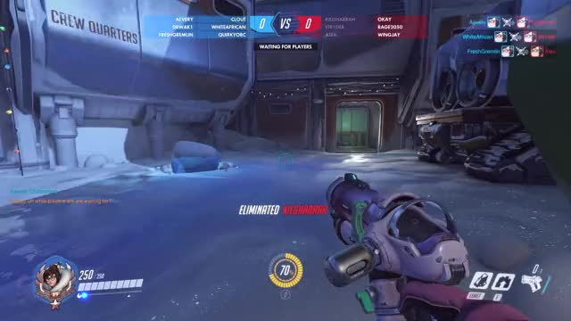 Watch and share Overwatch GIFs by Aevery on Gfycat