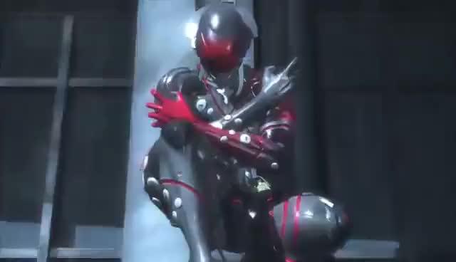 Watch and share Metal Gear Rising: Revengeance - Monsoon Boss Battle GIFs on Gfycat