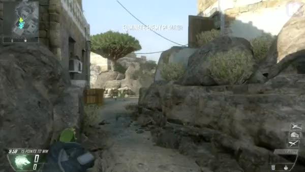 Call of Duty Black Ops 2 #7 YEMEN WIN (PlayStation 3/PS3) (reddit