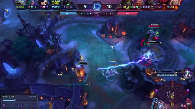 Watch Thrall Mountrekt GIF on Gfycat. Discover more Kael, Thrall, heroesofthestorm GIFs on Gfycat