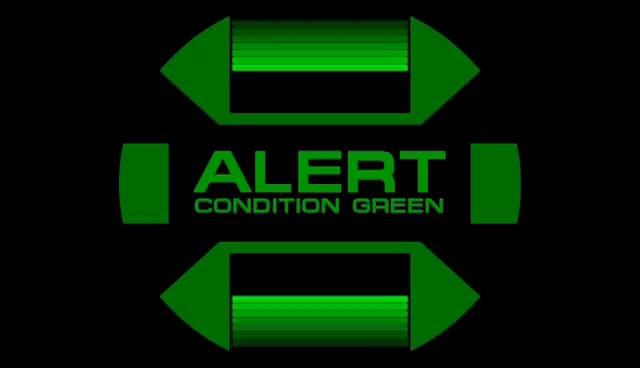 Watch and share Green Alert GIFs on Gfycat