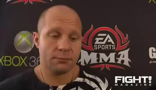 Watch and share Fedor's Many Faces GIFs on Gfycat
