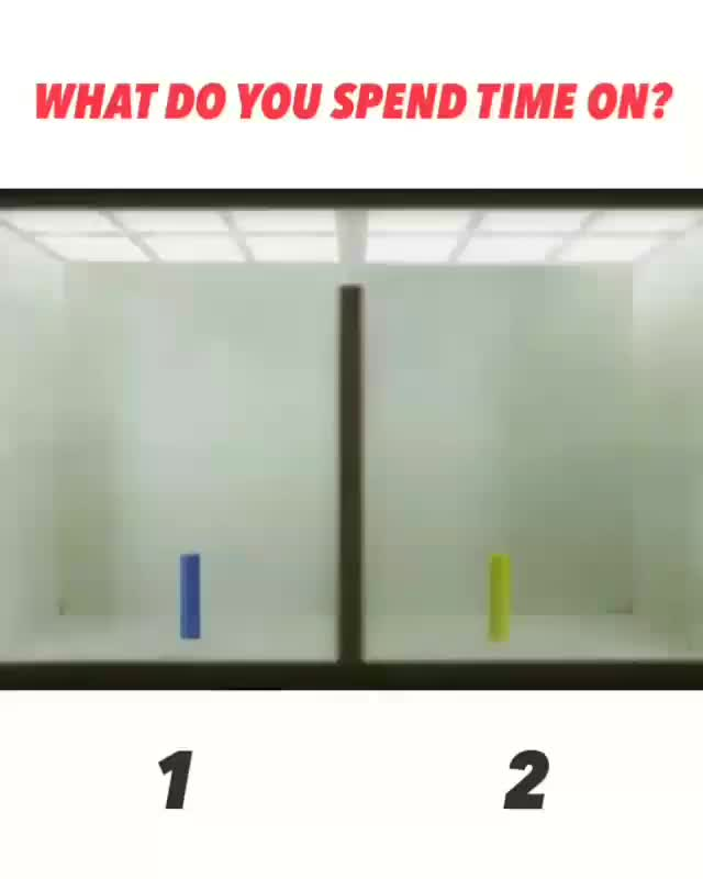 Watch What do you spend time on?? 1 or 2 GIF by Jackson3OH3 (@jackson3oh3) on Gfycat. Discover more related GIFs on Gfycat